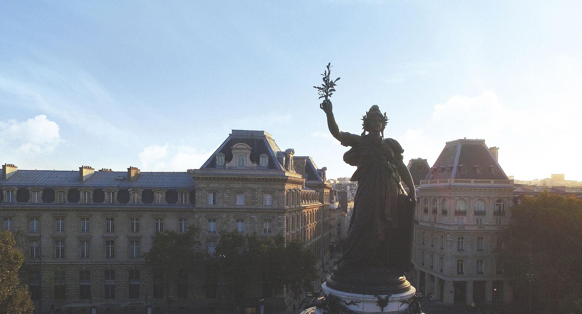 Onpr office notarial paris république